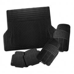 VELO Universal Car Mats (5 Piece Set)